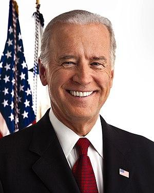 Vice President Joe Biden L'68