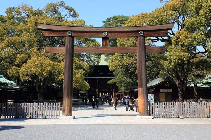 Meiji Shrine 2012