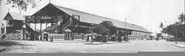 Churchgate in the 1930s