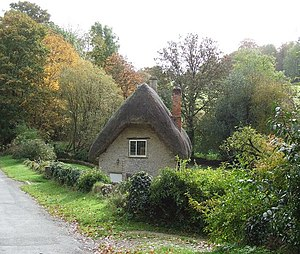 English: Old Cottage