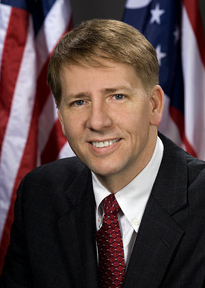 English: Richard Cordray, Attorney General of Ohio