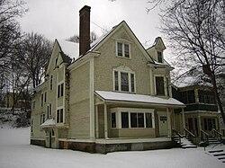 Gustav Stickley House Wikipedia