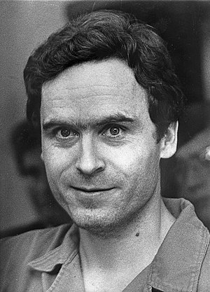 Ted Bundy in custody