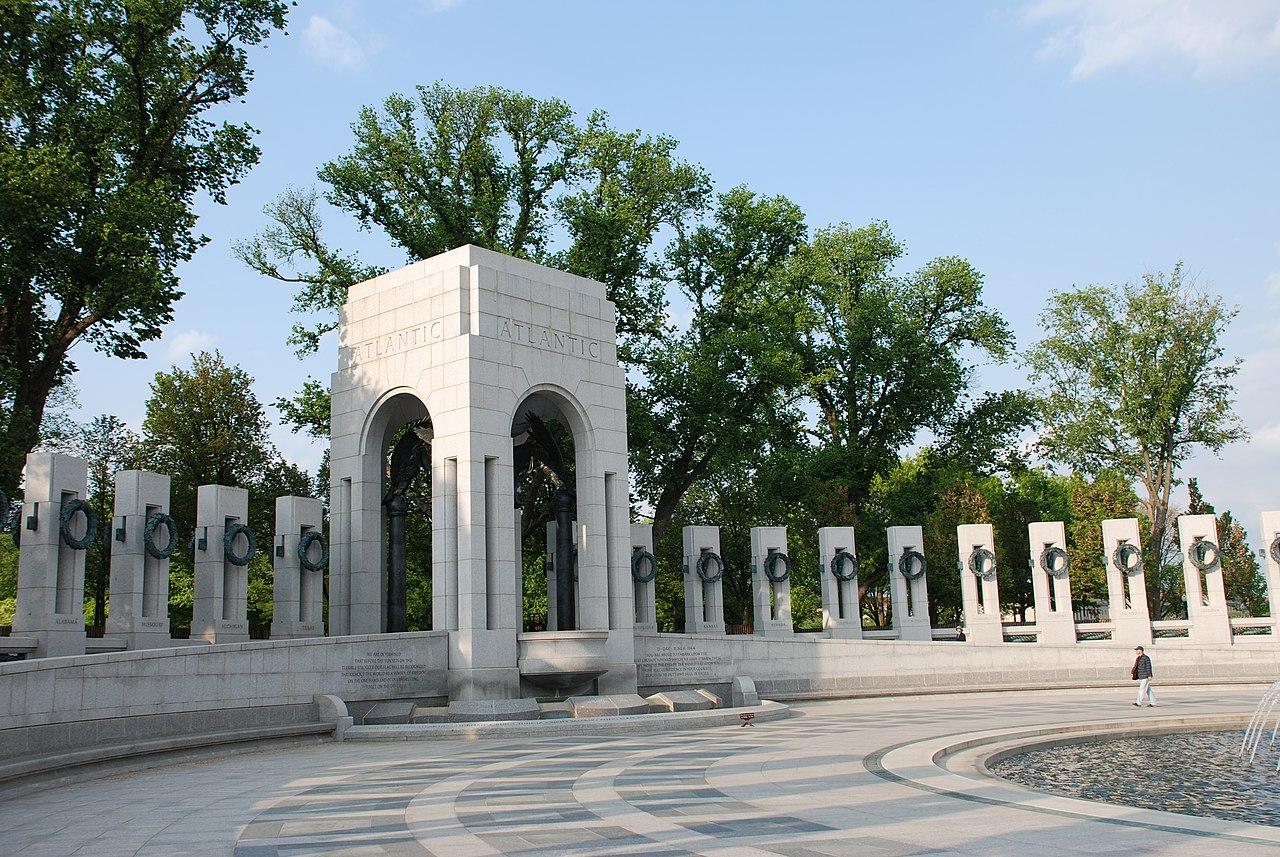50 Captivating Photos Of National World War II Memorial In