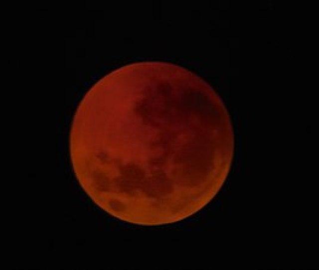 Eclipse Lunar De 27 De Julho De 2018