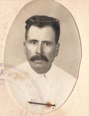 Español: Felipe Carrera Vázquez fue un héroe d...