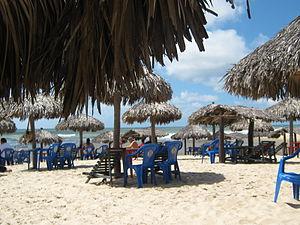 Futuro Beach, Fortaleza, Brazil
