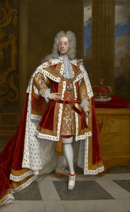 Resultado de imagen para Fotos de Jorge II de Gran Bretaña