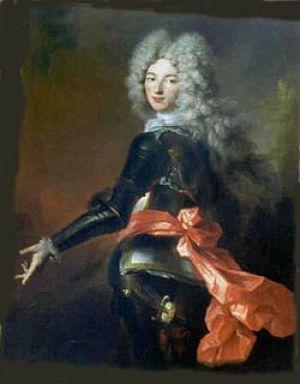 Portrait de Charles de Sainte-Maure, duc de Montausier, par Nicolas de Largillierre.