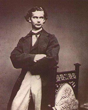 Ludwig (Louis) II, King of Bavaria, (1845-1886)