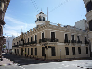 English: National Historic Museum of Montevide...