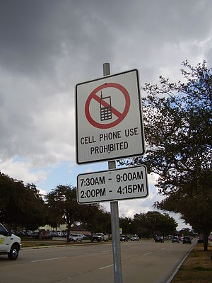 A sign along Bellaire Boulevard in Southside P...