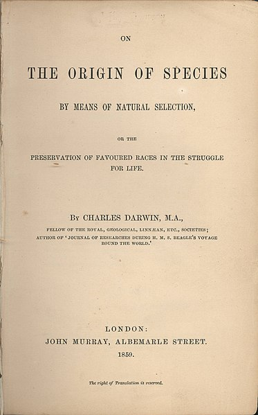 File:Origin of Species title page.jpg