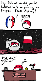 Polandmap Of France Polandball