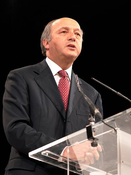 Laurent Fabius
