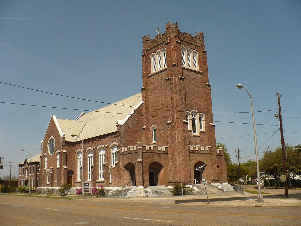 File St Joseph S Roman Catholic Church Mobile Al