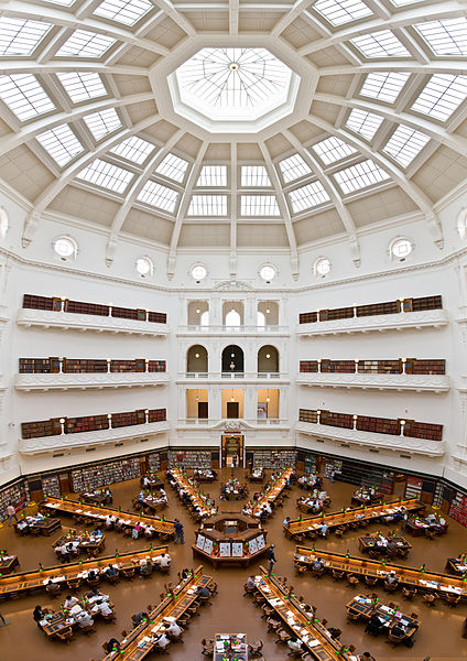 State Library Dome Room