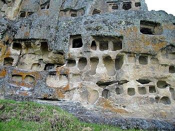 Cajamarca Ventanillas de Otuzco lou