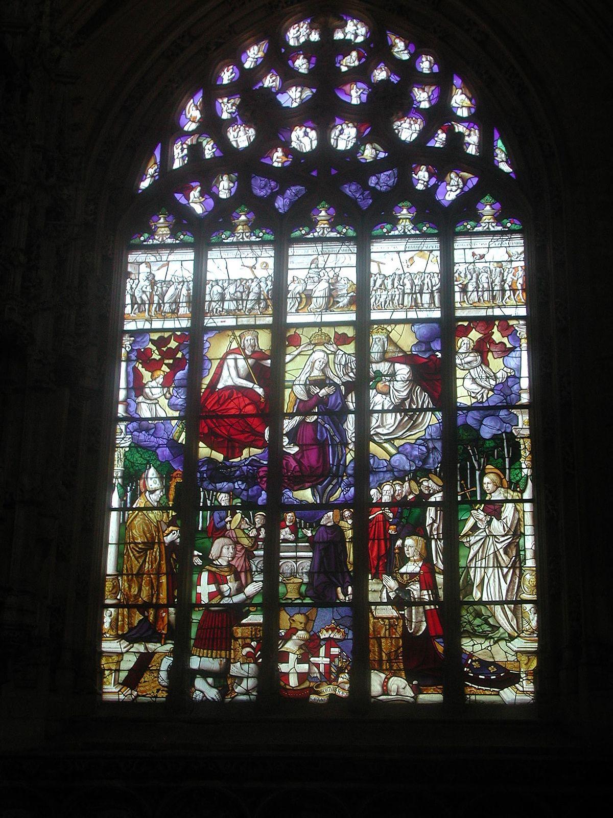 Kirchenfenster Wiktionary