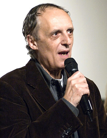 Dario Argento discusses his film Pelts at the ...