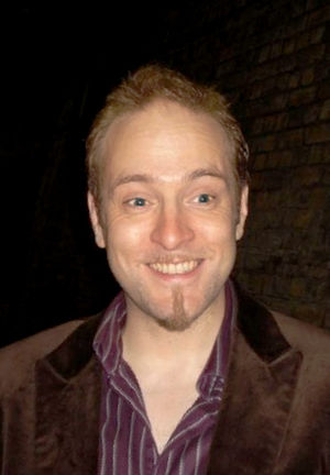 Derren Brown.