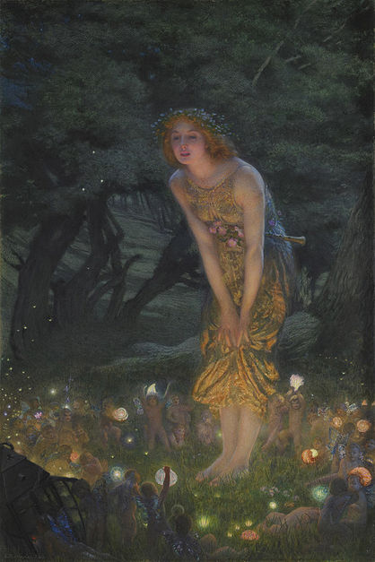 File:Edward Robert Hughes - Midsummer Eve (1908c).jpg
