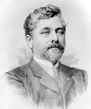 Gustave Eiffel Türkçe: Alexandre Gustave Eiffel