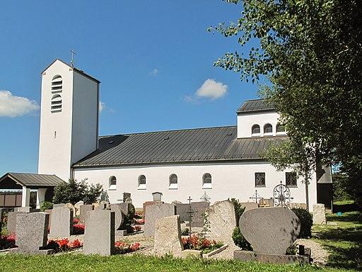 Höhenrain, die Herz Jesu Kirche foto5 2012-08-17 13.02