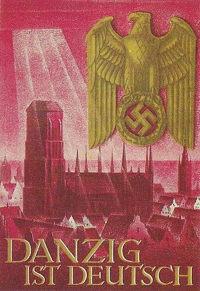 File:Nazi World War II poster Danzig is German.jpg