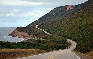 English: Nova Scotia Cape Breton Island Cabot ...