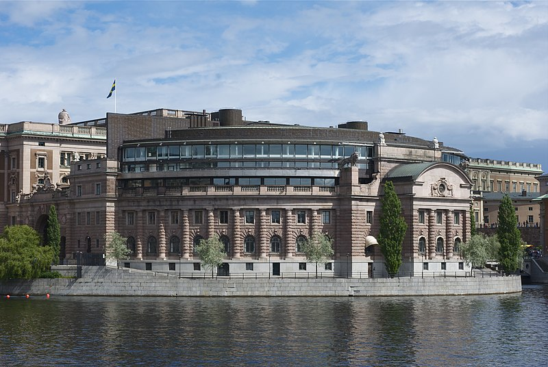 Ficheiro:Riksdagen June 2011.jpg