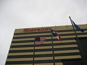 Sheraton Hotel, Irving, Tx - home of the 26th ...