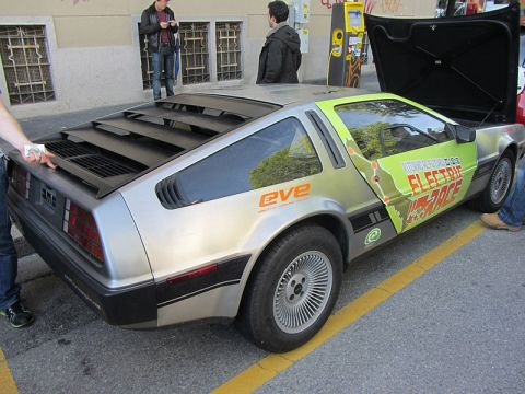 Italian Electric Car