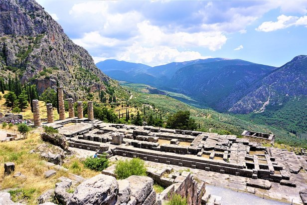 Archaeological Site of Delphi by Joy of Museums
