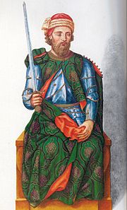Miniatura fechada en 1594