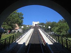 Funicular_in_Vladivostok