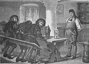 Historische Bierprobe