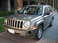 Jeep Patriot at spa resort.jpg