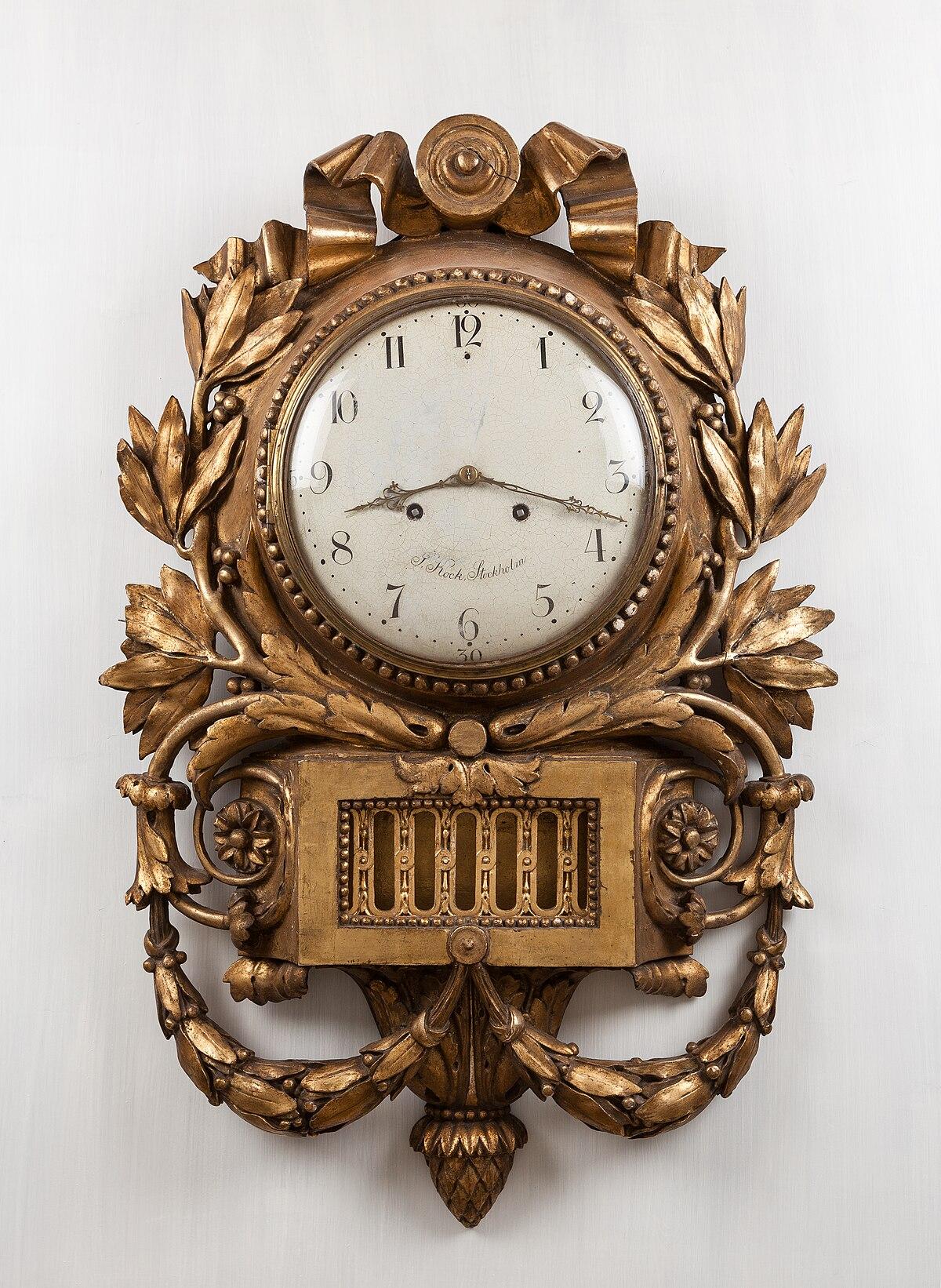 Cartel Clock Wikipedia