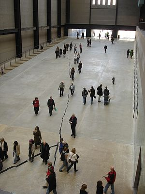 English: Shibboleth, Tate Modern, London