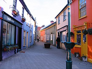 Shops in Kinsale