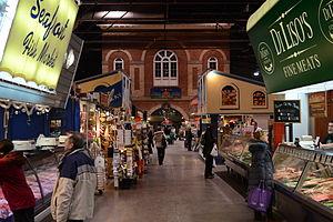 English: St. Lawrence Market