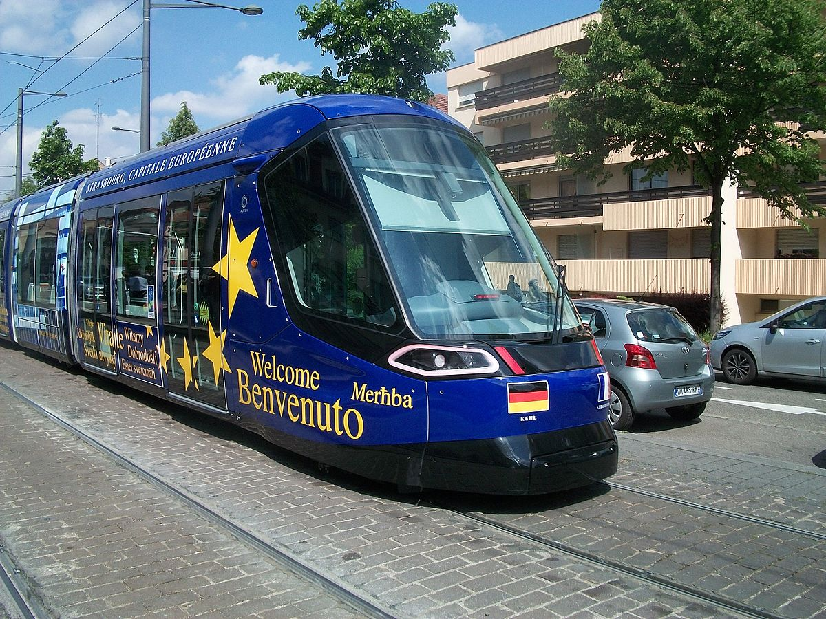 Ligne D Du Tramway De Strasbourg Wikipdia