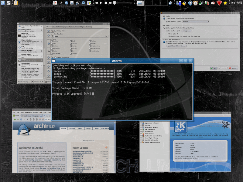 Archivo:Arch linux-beryl-sshot.png