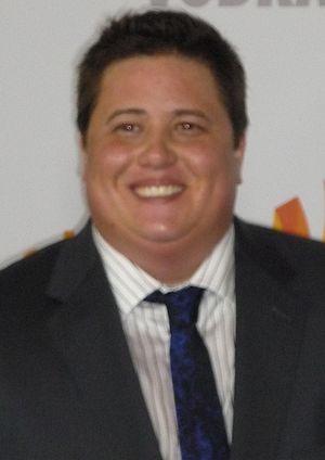 Chaz Bono at the 2010 GLAAD Media Awards, Apri...