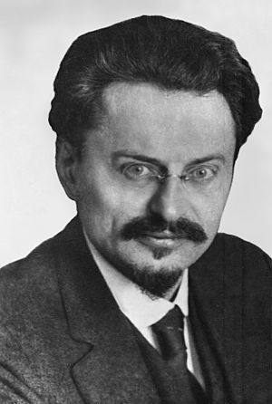 Russian revolutionary Leon Trotsky was once in...