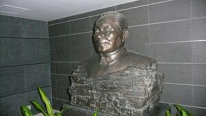 Deng Xiaoping bust in the Zhuhai High-Tech Zone