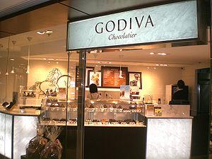 商店GODIVA Chocolatier@九龍灣德福廣場