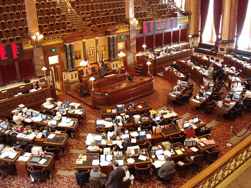The Iowa Senate