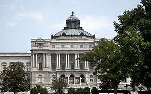 English: Thomas Jefferson Building by Carol M....
